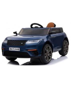 Elektrické autíčko Super-S modré